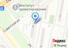Компания «Андреевская» на карте