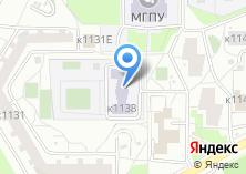 Компания «Средняя общеобразовательная школа №853» на карте