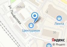 Компания «Золотая Маска» на карте