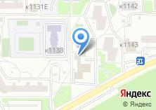 Компания «Вкусный домик» на карте