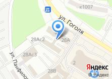 Компания «УВД по Зеленоградскому административному округу» на карте
