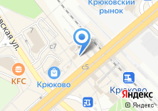 Компания «Фотоцентр на Новокрюковской» на карте
