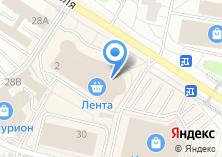 Компания «А-ЮСДИН» на карте