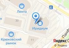 Компания «C-Store» на карте