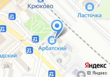 Компания «ОКНА ГРИН» на карте