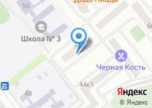 Компания «Строящийся жилой дом по ул. Красноармейская (г. Нахабино)» на карте