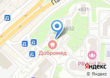 Компания «Ладья» на карте