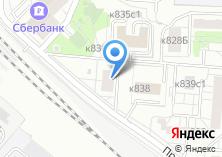 Компания «ОДС Дирекция ЖКХ и благоустройства Зеленоградского административного округа» на карте