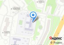 Компания «Начальная школа-детский сад №1853» на карте
