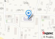 Компания «Вороновская детская школа искусств» на карте