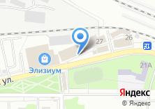 Компания «Магазин разливного пива на Институтской» на карте