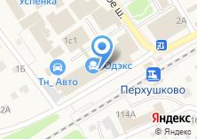 Компания «Успенка» на карте
