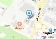 Компания «Ads-Auto» на карте