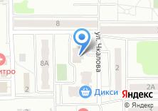 Компания «Перекресток Экспресс» на карте