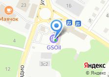 Компания «Виза Петролиум» на карте