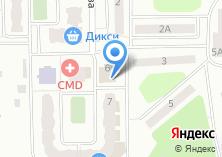 Компания «Купина» на карте