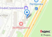 Компания «Пандора Box» на карте