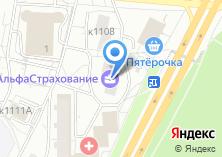Компания «Уголовно-исполнительная инспекция УФСИН России по г. Москве» на карте