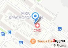 Компания «My Flowers studio» на карте