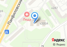 Компания «Зеленоградский» на карте