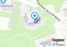 Компания «Средняя общеобразовательная школа №604 с дошкольным отделением» на карте