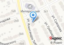 Компания «Александровский» на карте