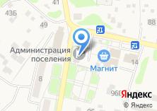 Компания «Администрация поселения Марушкинское» на карте