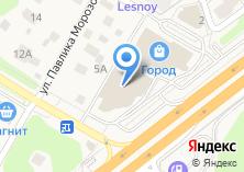 Компания «Страховое агентство» на карте