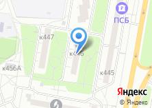 Компания «Бизнес-Химки» на карте
