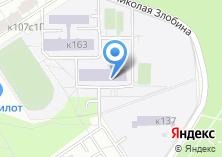 Компания «Средняя общеобразовательная школа №842» на карте