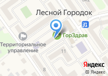 Компания «Жаворонки» на карте