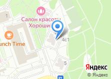 Компания «ИнтСат» на карте