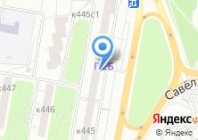 Компания «Следственный отдел по Зеленоградскому административному округу» на карте