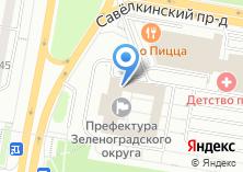 Компания «Инспекция по контролю за благоустройством городских территорий» на карте