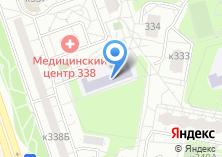 Компания «Средняя общеобразовательная школа №609 с дошкольным отделением» на карте