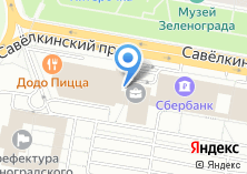 Компания «CentrTrans» на карте