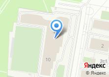 Компания «СДЮСШОР №111» на карте
