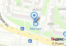 Компания «Киоск по продаже колбасных изделий» на карте
