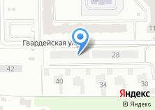 Компания «Гусарская баллада» на карте