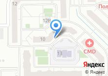 Компания «Строящийся жилой дом по ул. Акуловская (г. Одинцово)» на карте