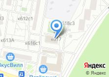 Компания «Накат» на карте