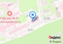 Компания «Зеленоградское судебно-медицинское отделение» на карте