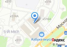Компания «Асса» на карте