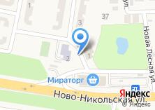 Компания «Клёново» на карте