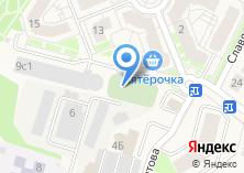 Компания «Строящееся административное здание по ул. Геологов (Опалиха) (г. Красногорск)» на карте