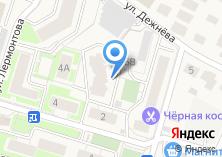 Компания «Оптимед» на карте
