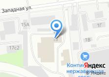 Компания «Шнур-сервис» на карте