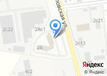 Компания «Митсуи» на карте