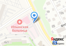 Компания «Строящееся административное здание по ул. Глухово д (Глухово)» на карте