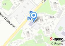 Компания «Салон жалюзи» на карте